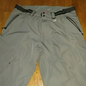 Marker brand  Gore-Tex lightly insulated  pants